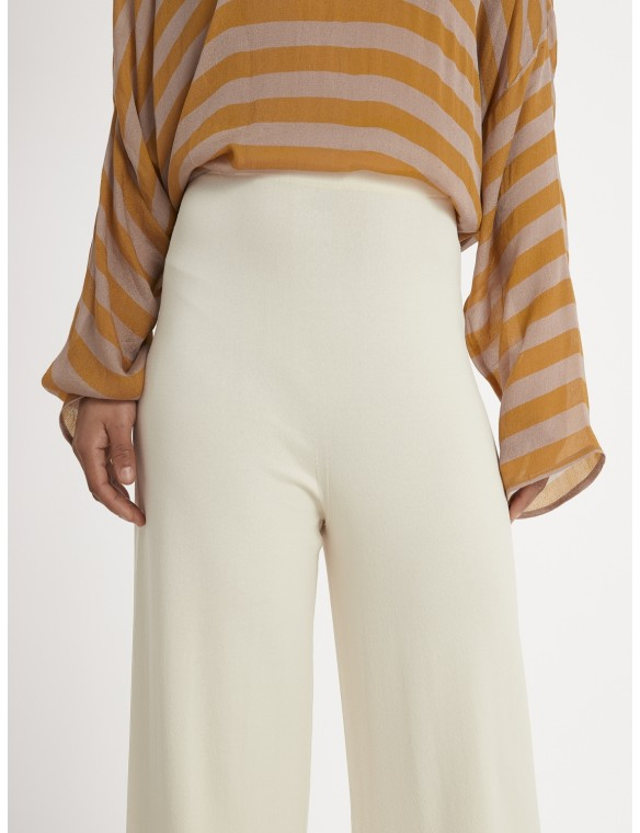Culotte pants point.