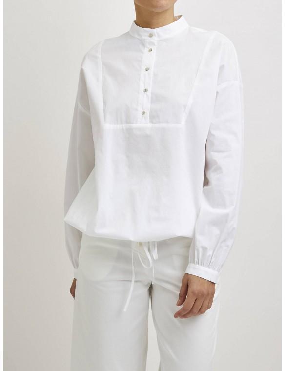 Poplin shirt lace.