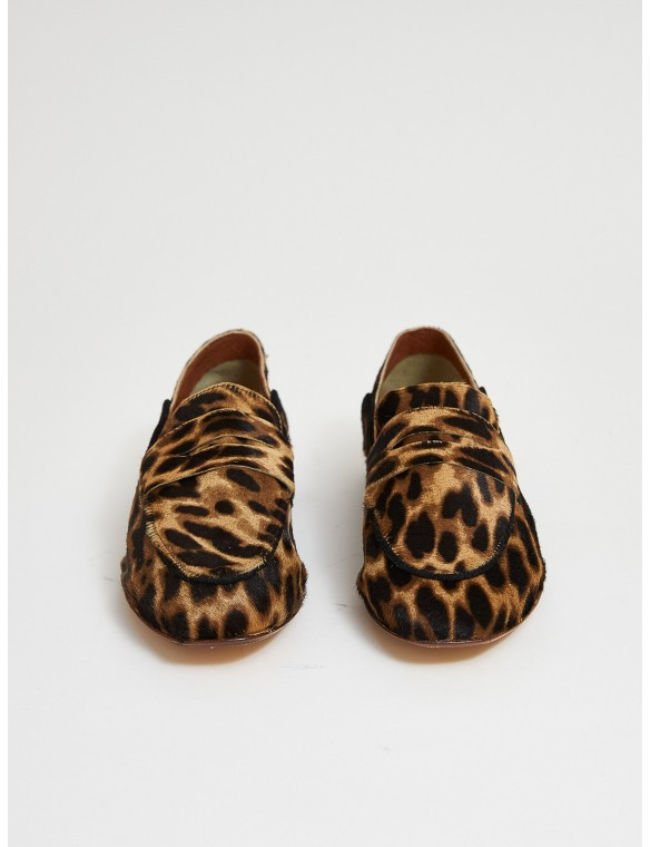 Leopard Moccasin