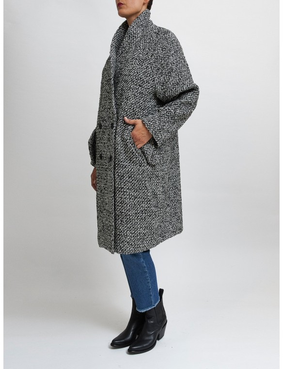 Cheviot coat