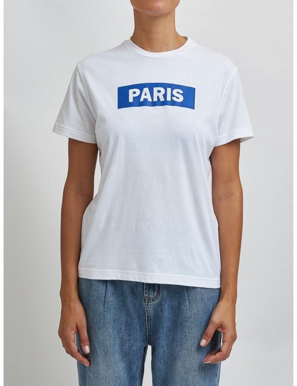 Camiseta algodón Paris