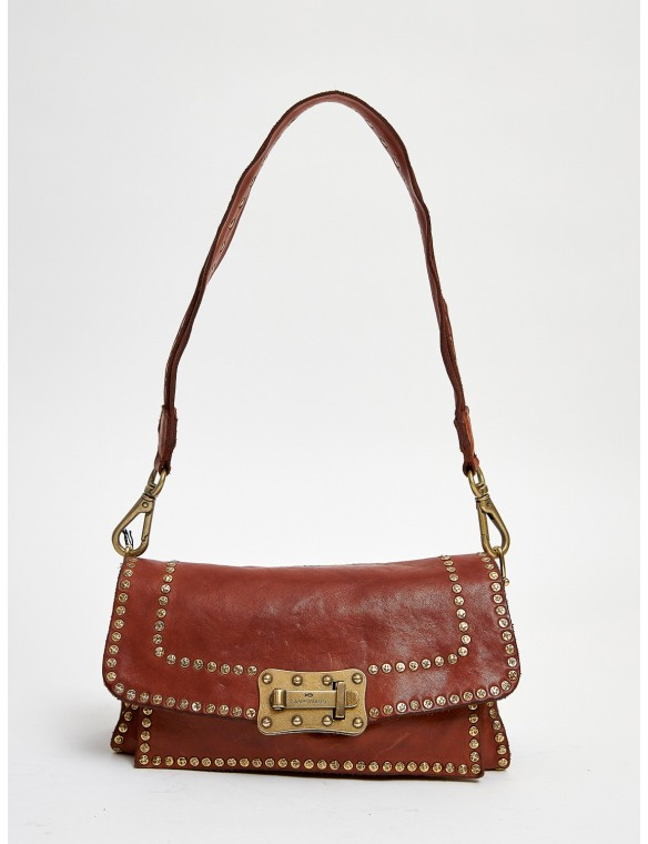 Medium bag with studs
