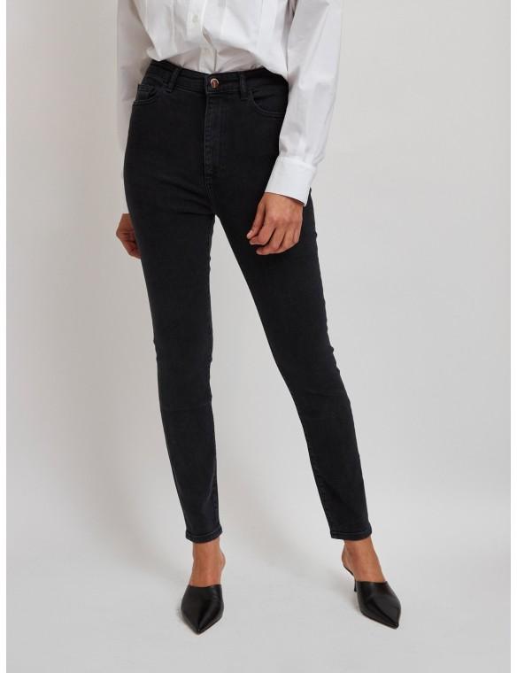 Skinny jeans high waist