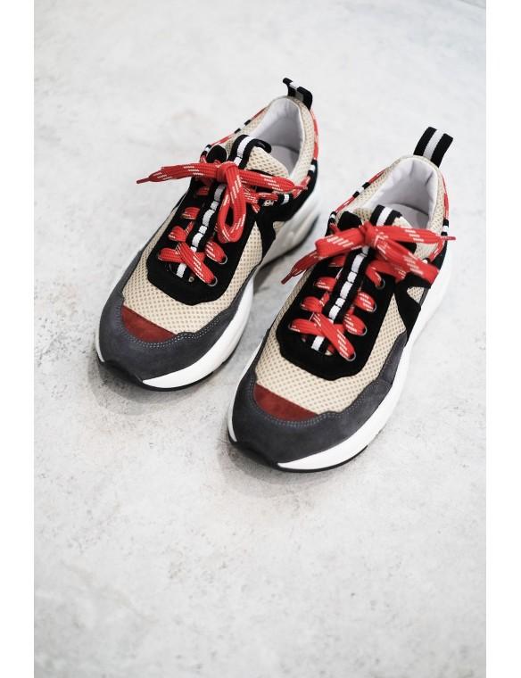 Multicolor sneaker