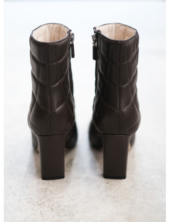 Padded bootie