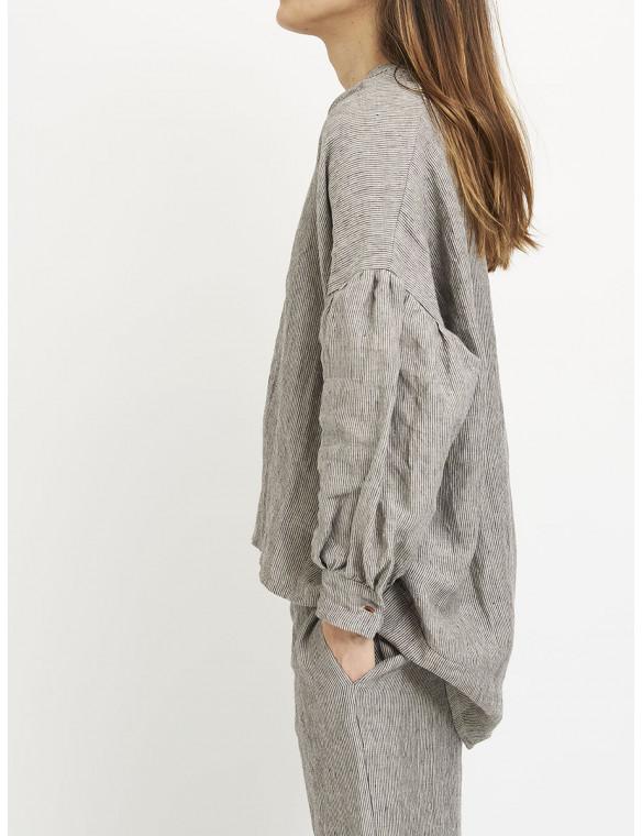 blusón lino organico...