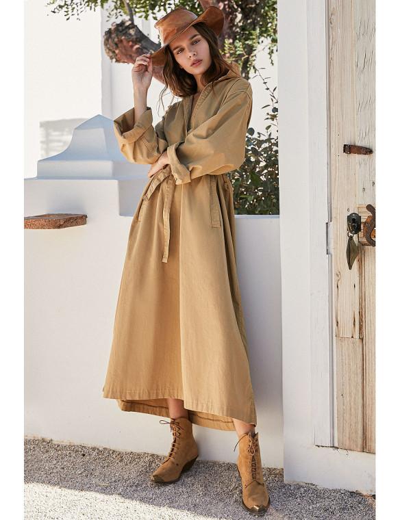 Vestido loneta