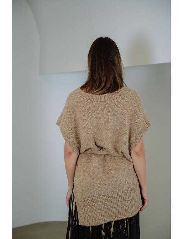 Chaleco lana