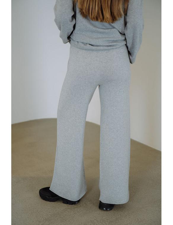 Pantalon punto cashmere