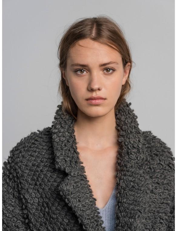 curl coat